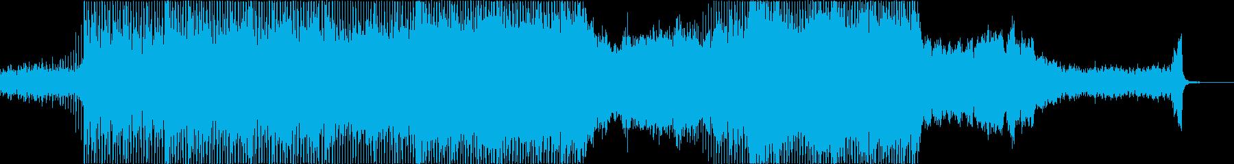 【メロディ抜き】優しく切ない、感動的な…の再生済みの波形