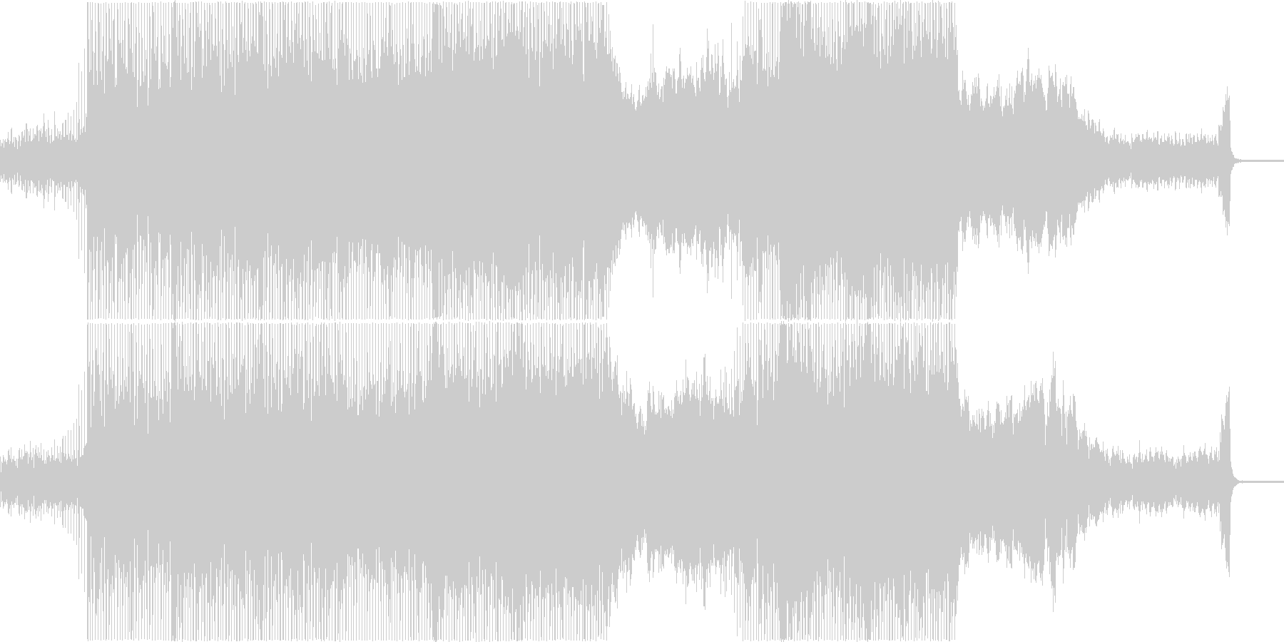 【メロディ抜き】優しく切ない、感動的な…の未再生の波形