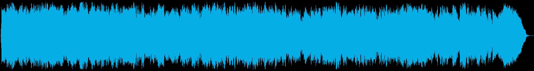 さやかに星はきらめき オルゴール&Strの再生済みの波形