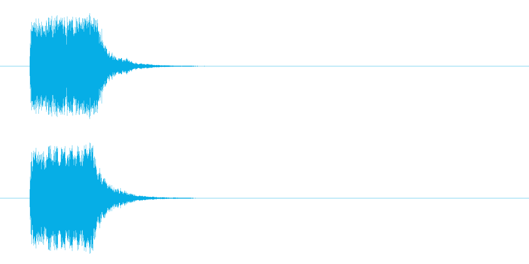 ジングル/クイズ回答・緊急事態発生の再生済みの波形