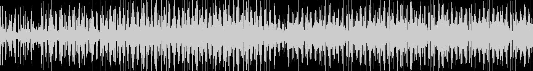 ゲーム・オープニング・エンディングの未再生の波形