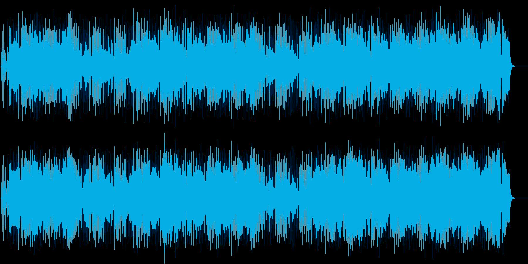 大らかでダイナミックなポップ・サウンドの再生済みの波形