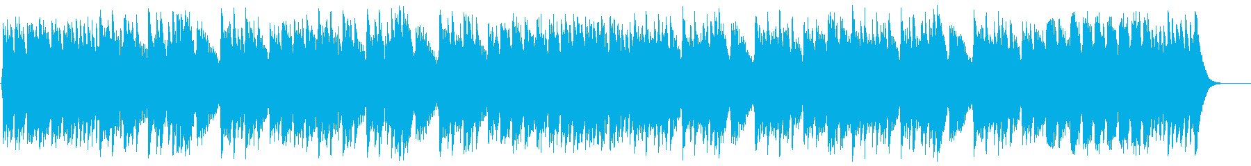 ハンプティダンプティ オルゴールの再生済みの波形