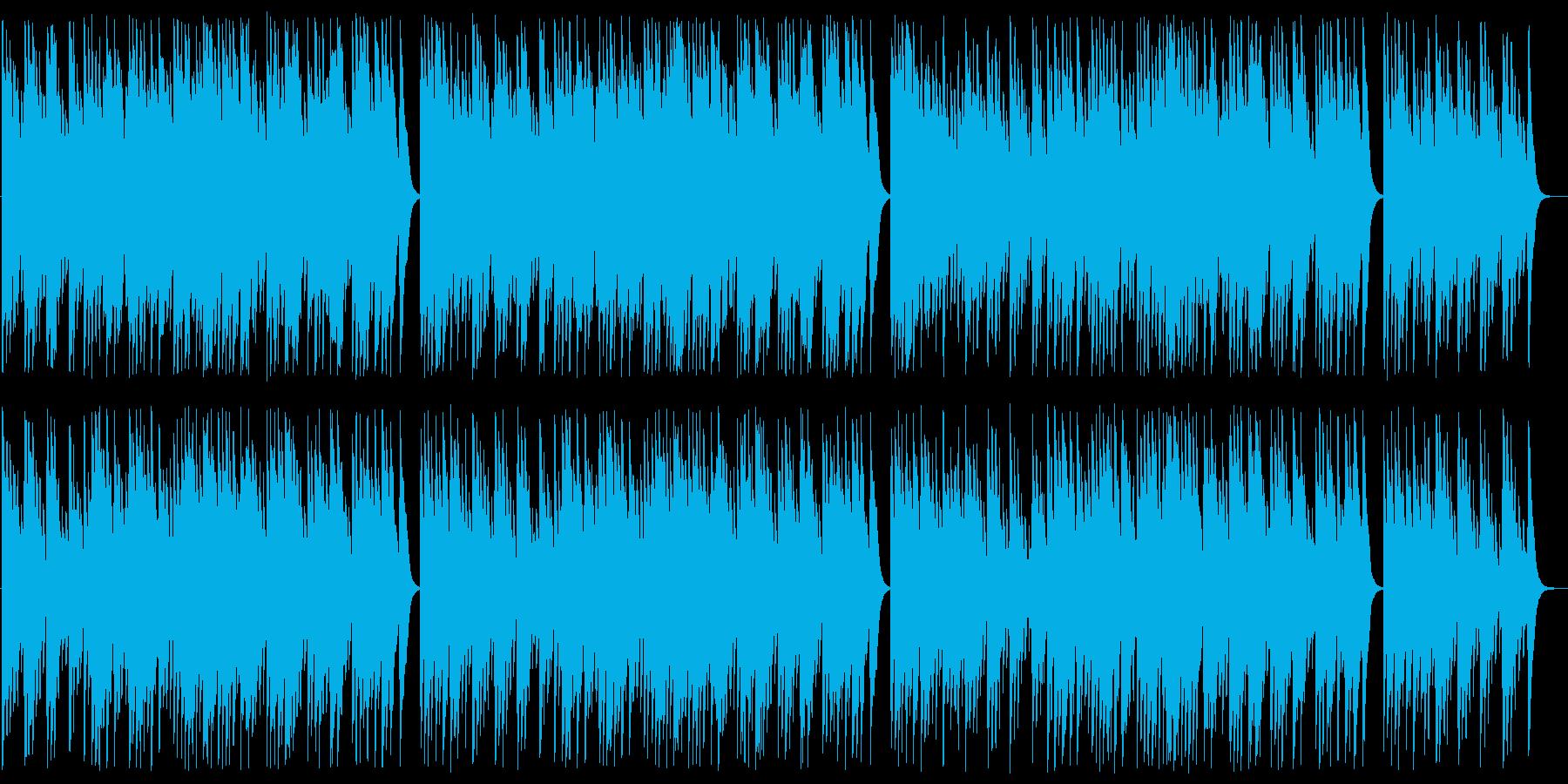 柊と蔦は オルゴールの再生済みの波形
