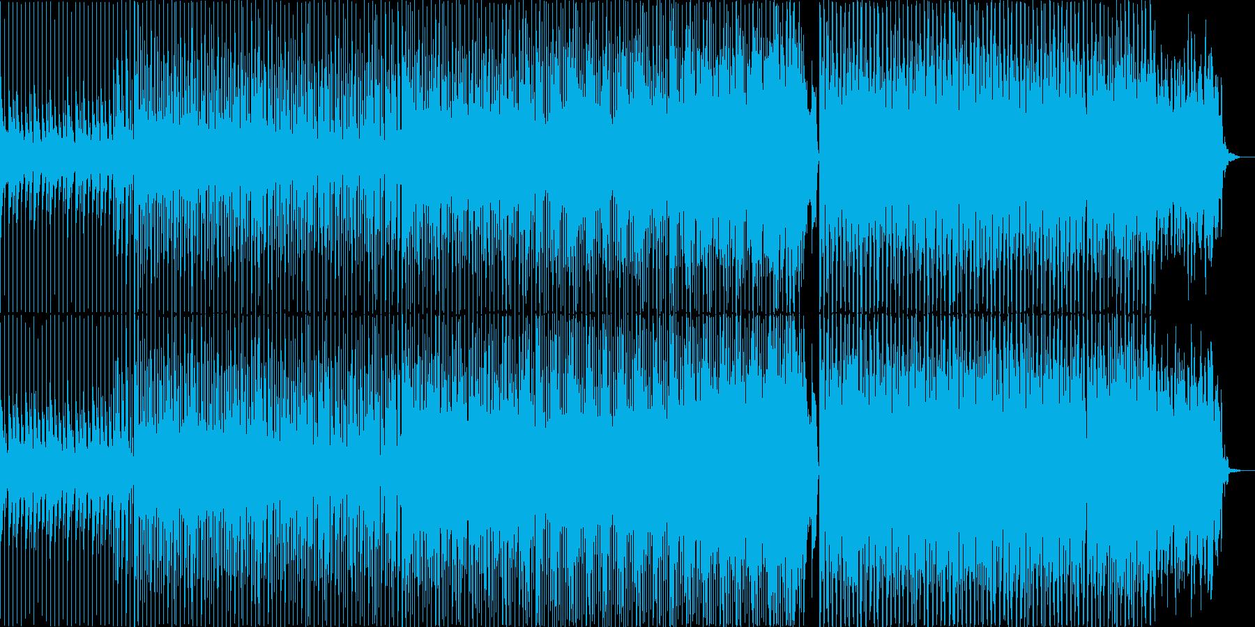 弦とピアノの切ないヒップホップの再生済みの波形
