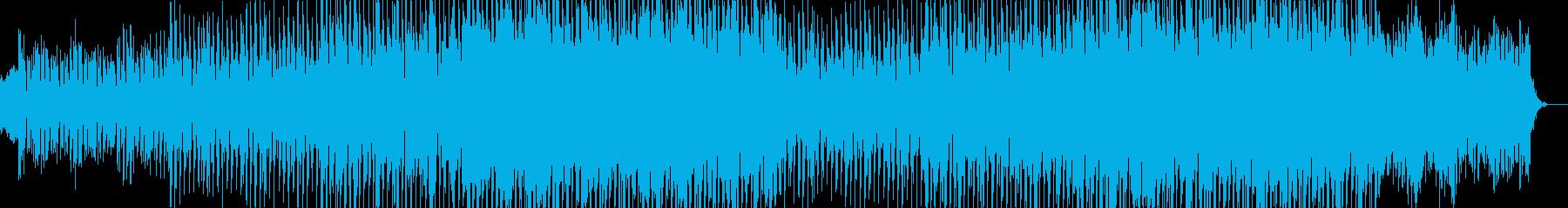 EDMオープニングイベント企業VP-09の再生済みの波形