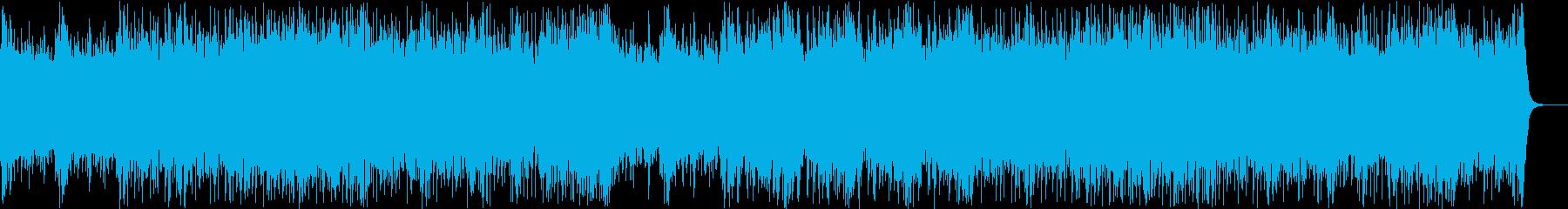 和風ロック:三味線・琴・尺八・和太鼓の再生済みの波形