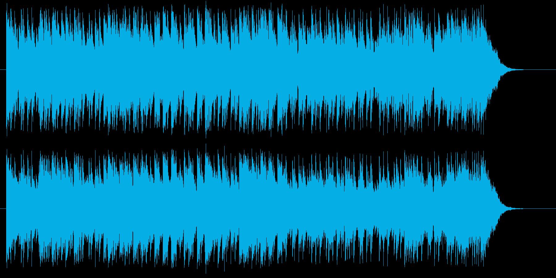 哀愁メロディーときめきポップスの再生済みの波形
