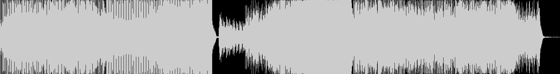 BGMに最適なEDMの未再生の波形
