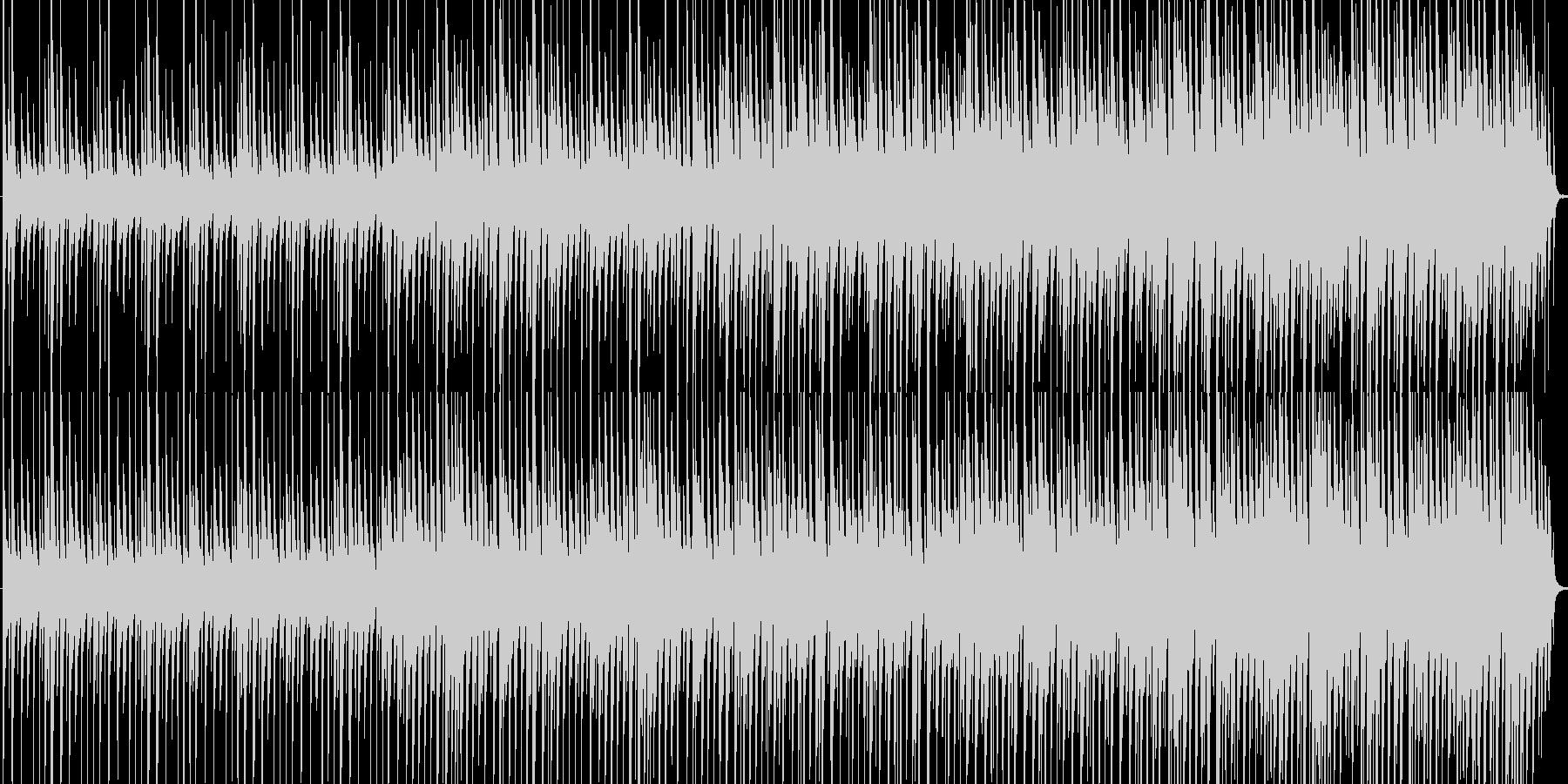 ラテンやアフリカンポップスの未再生の波形