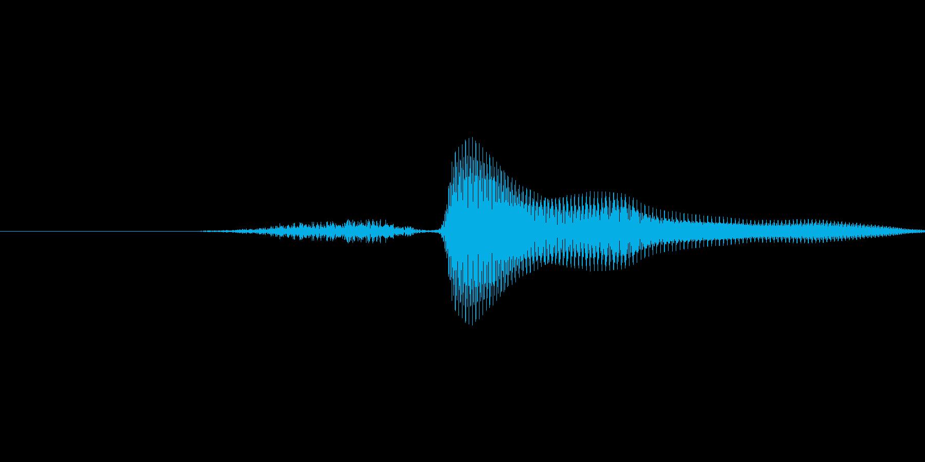 しゅん……【幼い少女/萌えキャラ風】の再生済みの波形