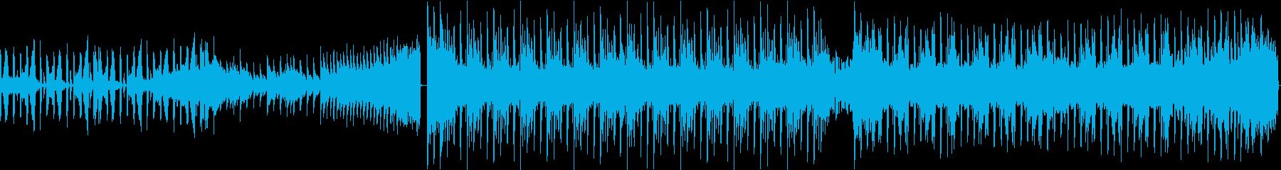 ニュース 事件 報道 EDM ループの再生済みの波形