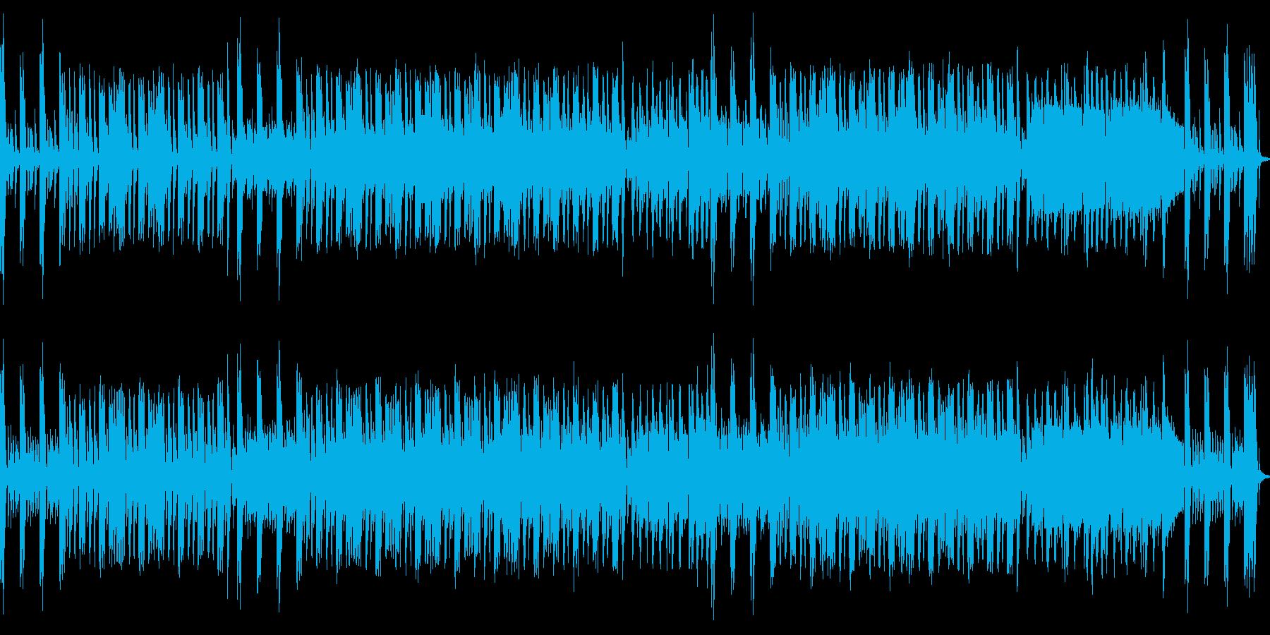 アコギとシンセ 8ビート 元気で ポップの再生済みの波形