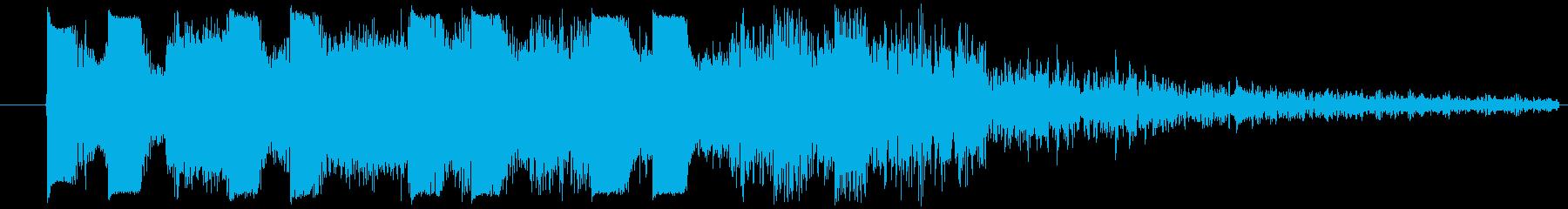 ドミソド(-1):すみません用途不明ですの再生済みの波形