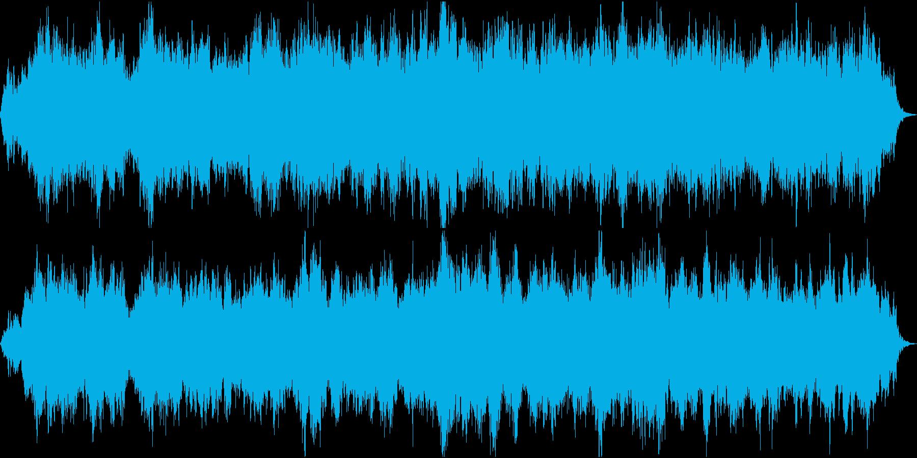 優しく穏やかな「ダニー・ボーイ」弦楽編曲の再生済みの波形