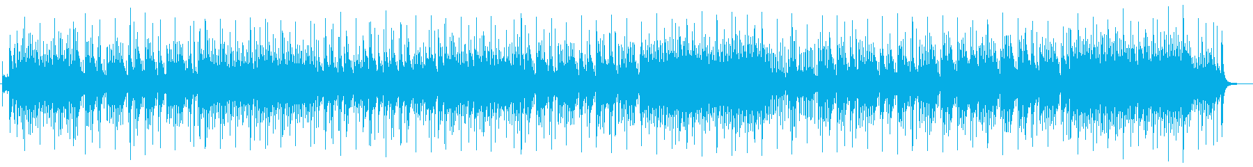 ゆったり艶やか琴が中心の和風アンサンブルの再生済みの波形