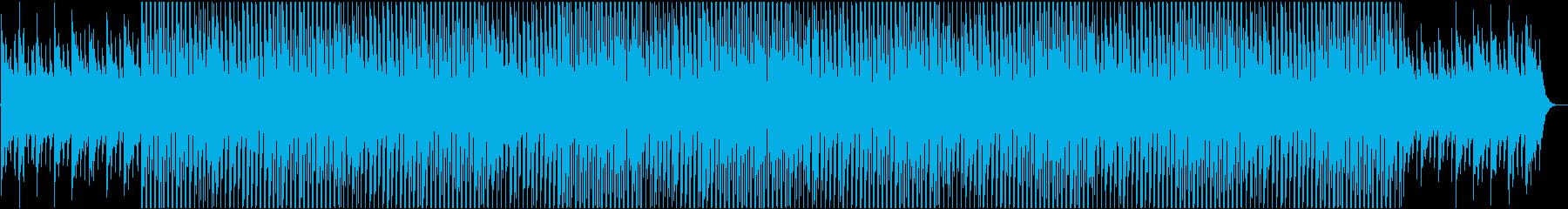 ベルとピアノの楽しいクリスマスソングの再生済みの波形