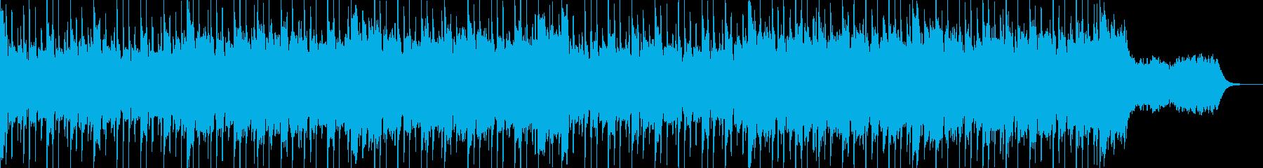 ほのぼの系、オーボエとマリンバのポップスの再生済みの波形