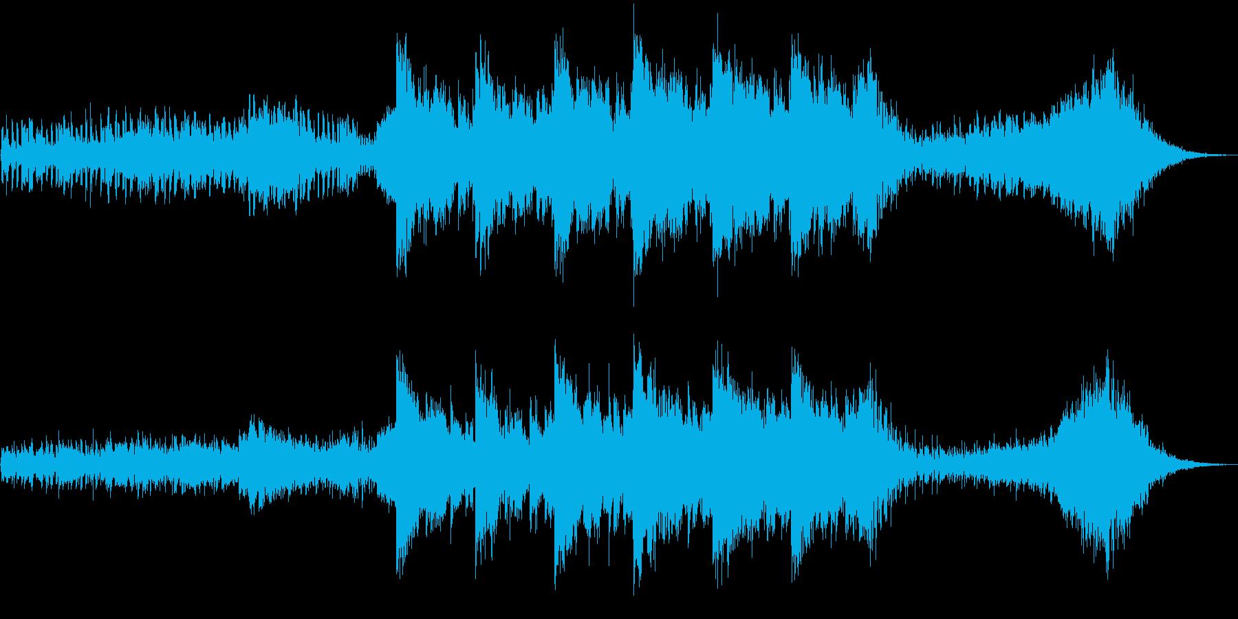 オラオラオラオラオラオラオラオラオラオラの再生済みの波形