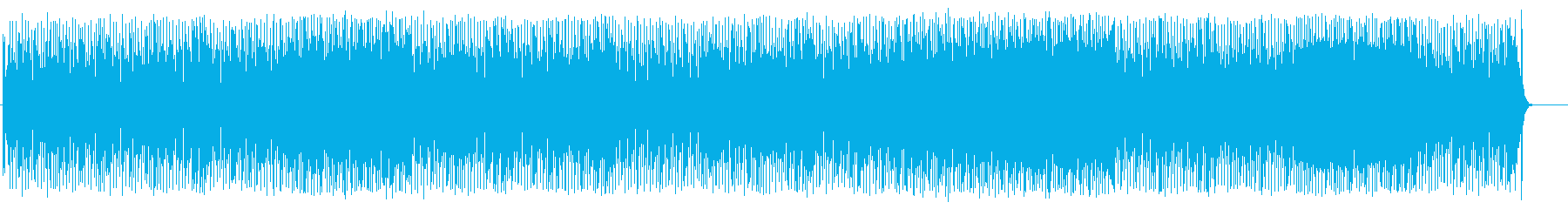 楽しいR&R/ポップ(フルサイズ)の再生済みの波形