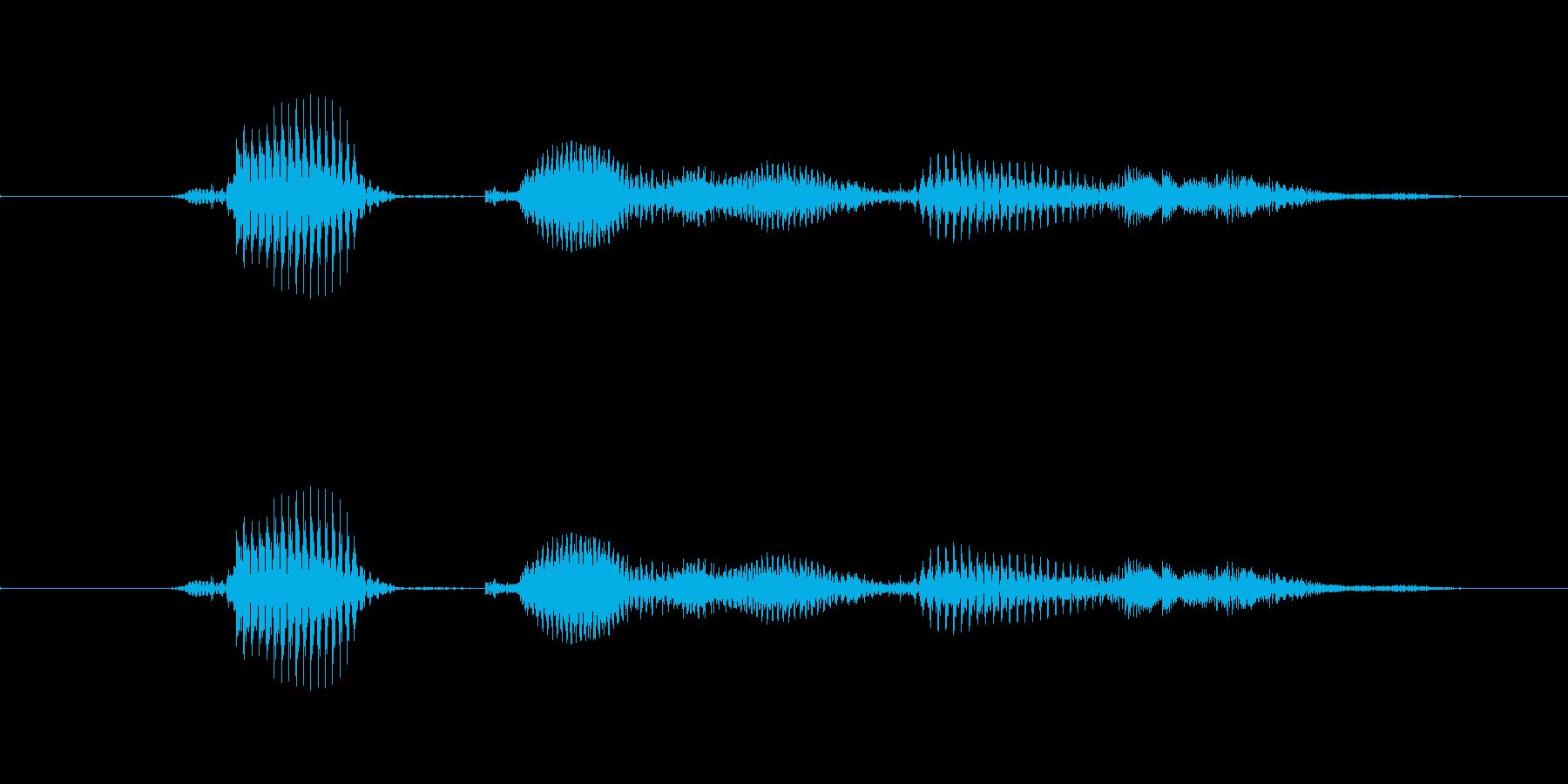 【時報・時間】6時ですの再生済みの波形