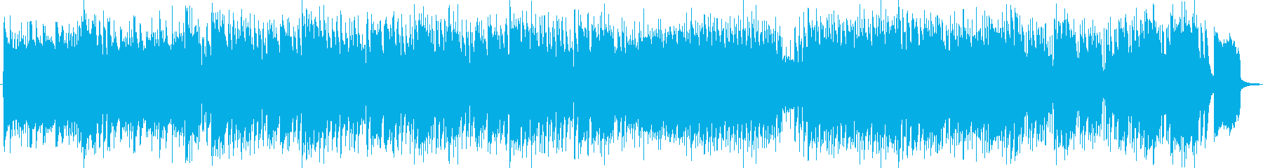 クラシック曲シチリアーノのロックメタル…の再生済みの波形