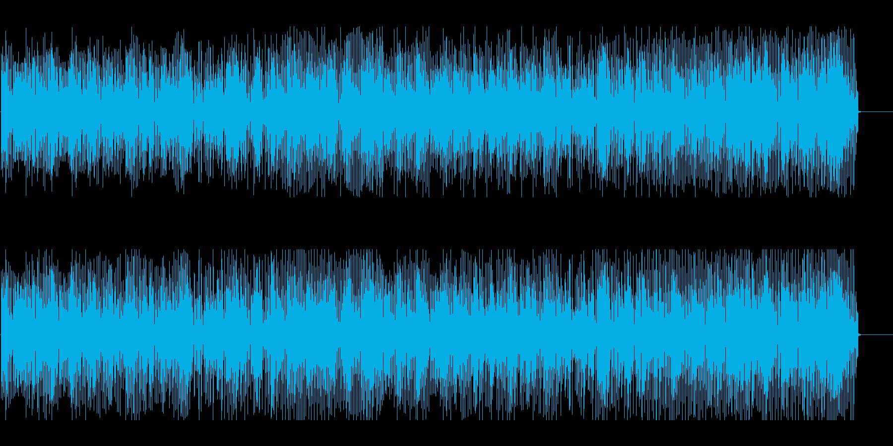 忙しい 子供 ペット かわいい ほのぼのの再生済みの波形