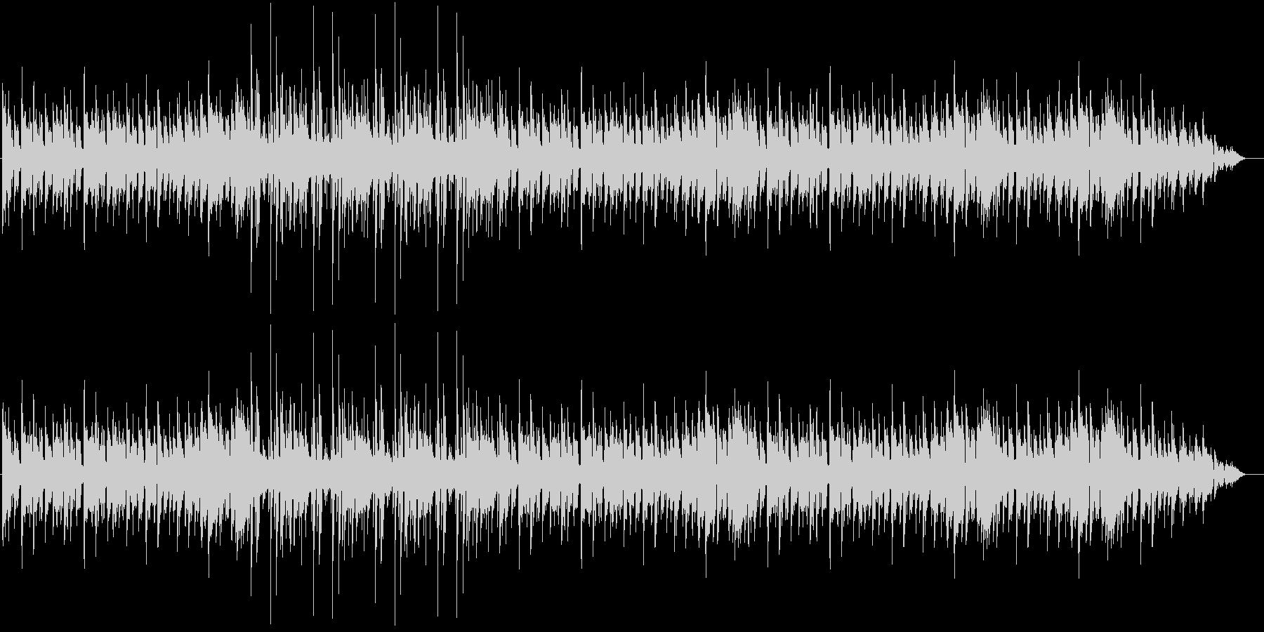 138bpm、G-Maj、Vib→Gtの未再生の波形