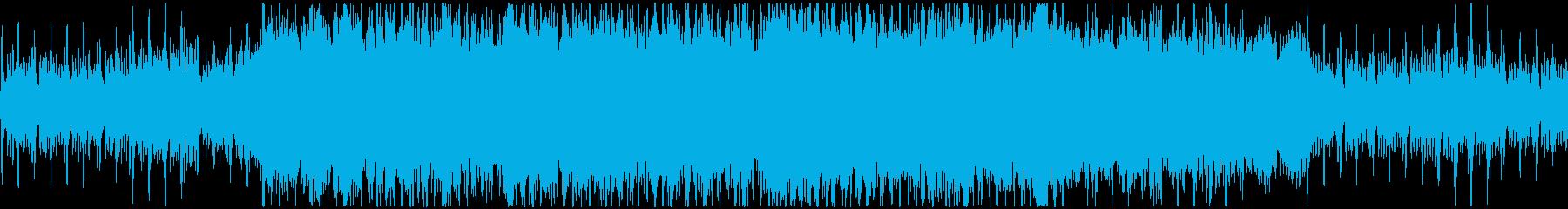 【リズム抜き】壮大で重厚感のあるオケの再生済みの波形