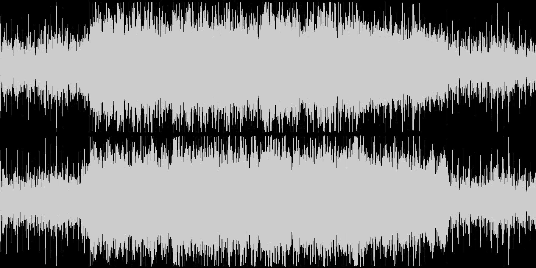 【リズム抜き】壮大で重厚感のあるオケの未再生の波形