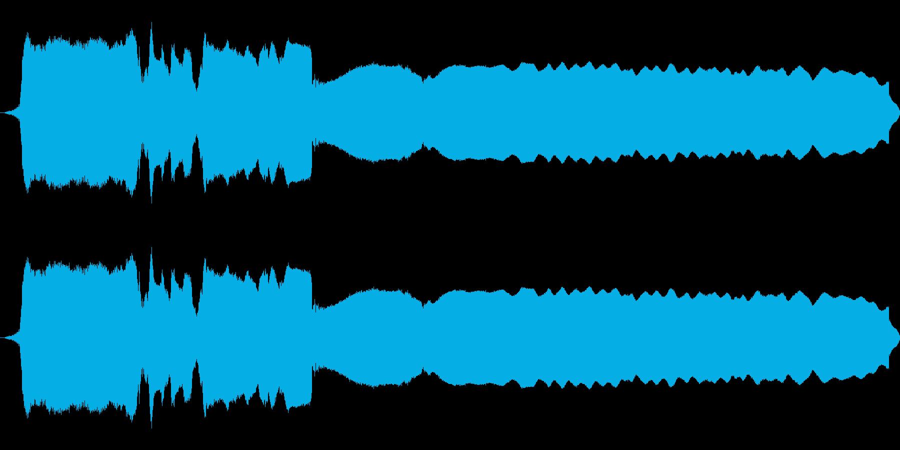 こぶし03(F)の再生済みの波形