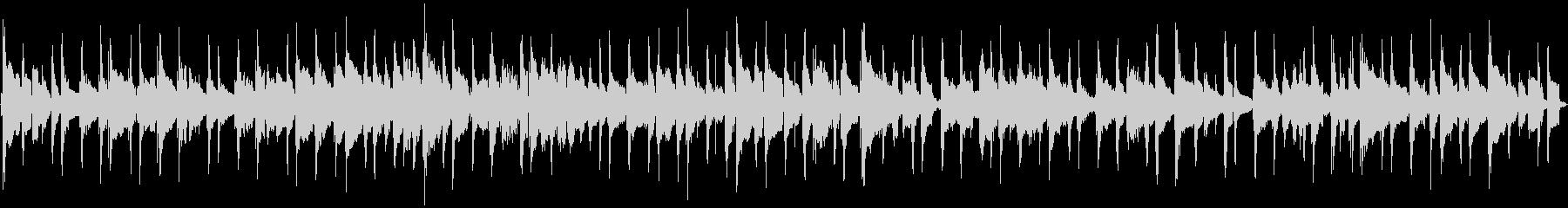 楽しく可愛いウクレレポップ(38秒の未再生の波形