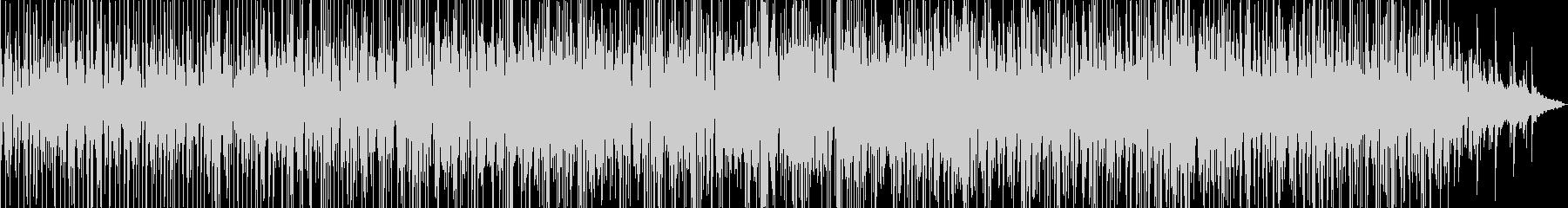 Rhodesによるジャズファンクの未再生の波形
