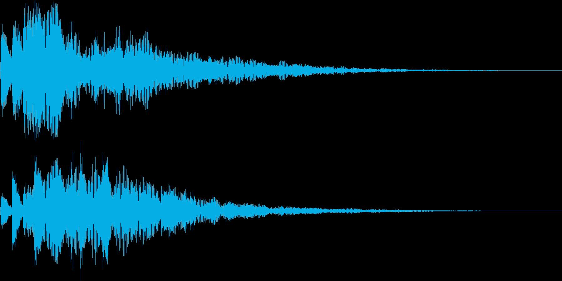 チャララーン(タイトル、トピックス)の再生済みの波形
