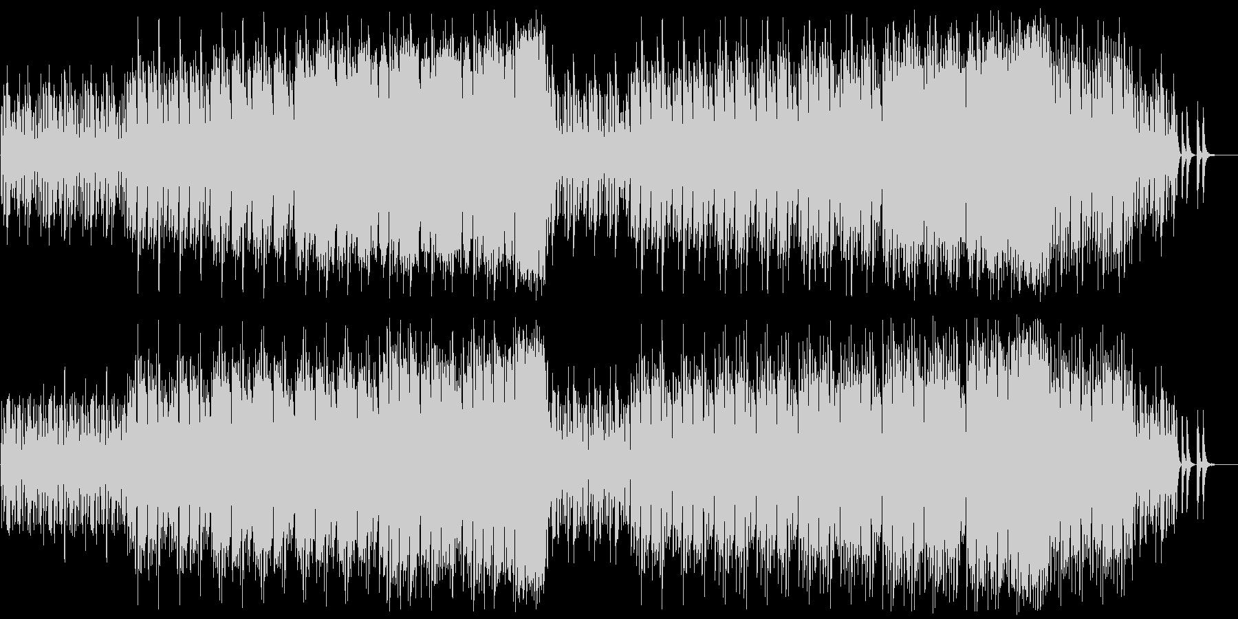 不思議な森のダンジョン:オーケストラの未再生の波形