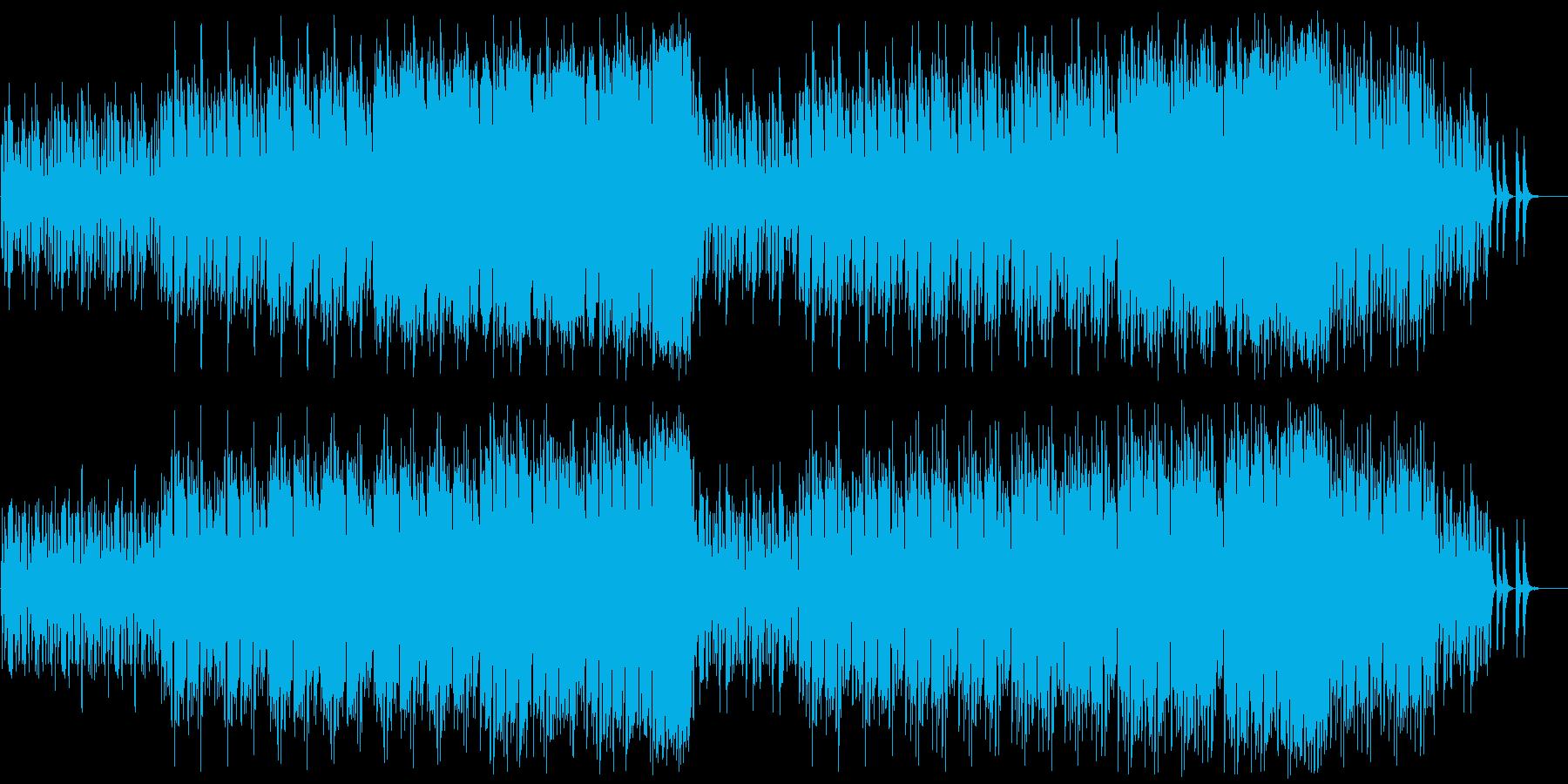 不思議な森のダンジョン:オーケストラの再生済みの波形