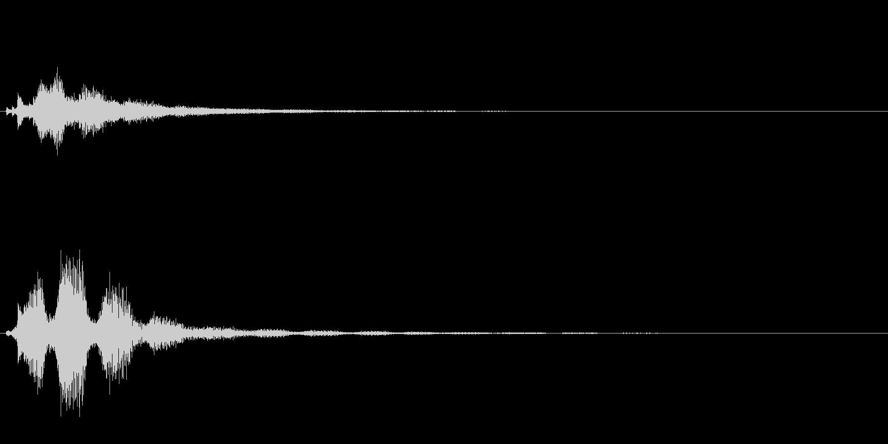 キラキラ系_063の未再生の波形