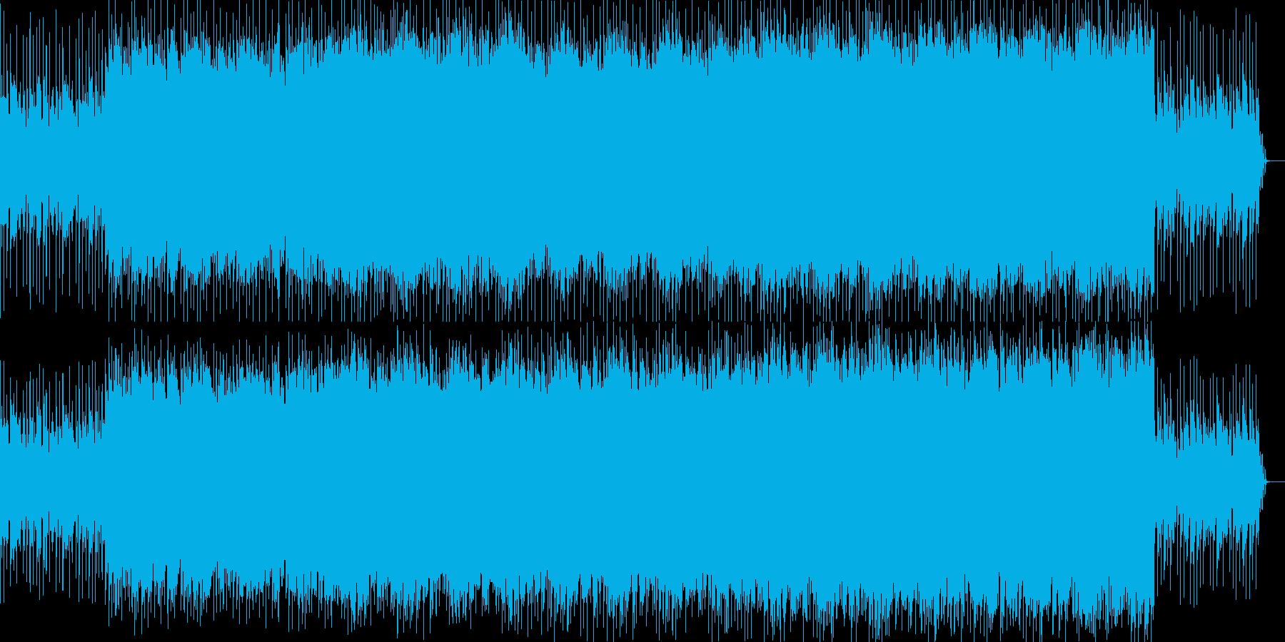 気怠く悲しく鳴り響くの再生済みの波形