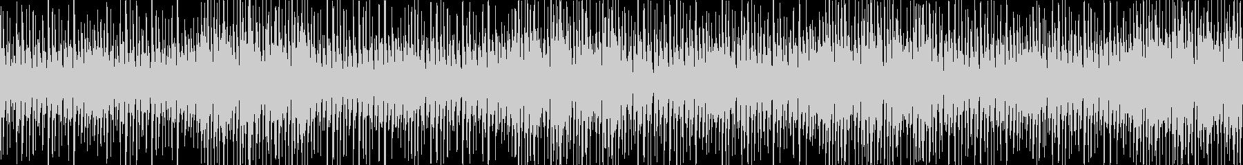 大人でジャジー軽快リズムBGM_LOOPの未再生の波形