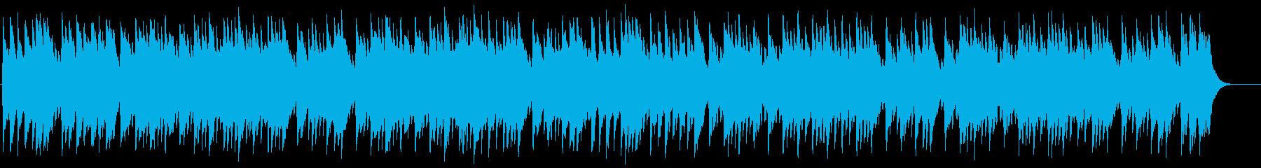 からだあそびのうた オルゴールの再生済みの波形