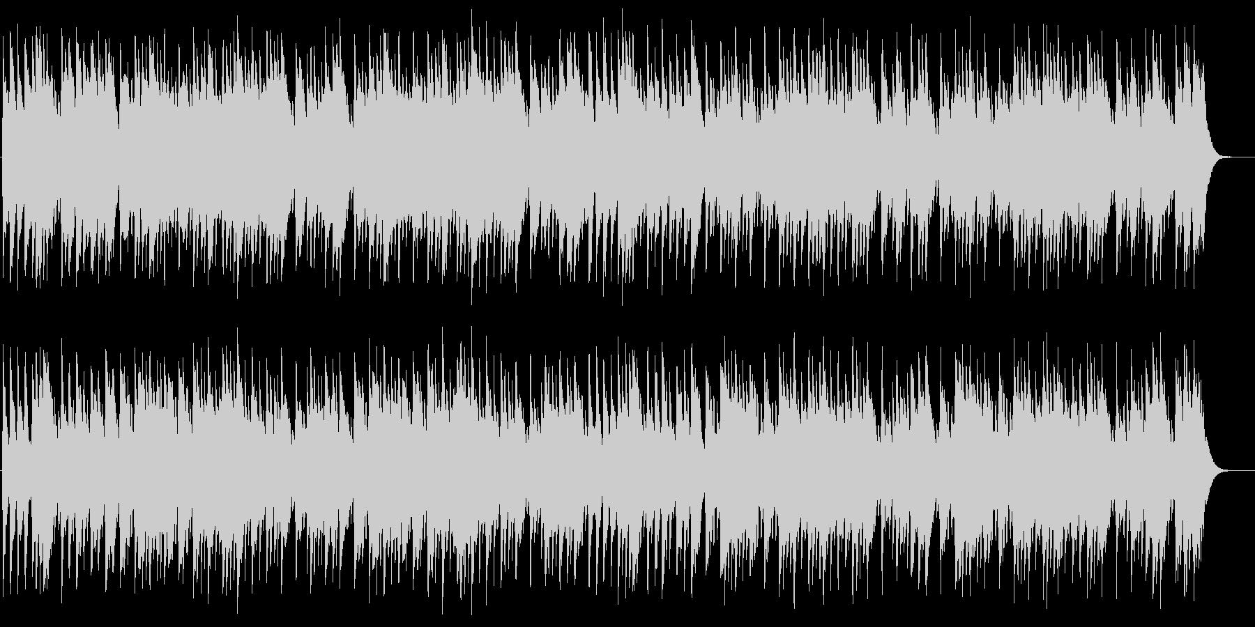 からだあそびのうた オルゴールの未再生の波形