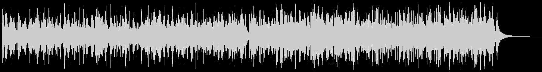 ゆったり・癒やしのケルトハープBGMの未再生の波形