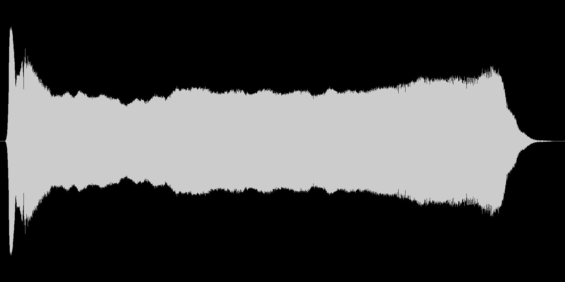 きゃーー!(Type-A)の未再生の波形