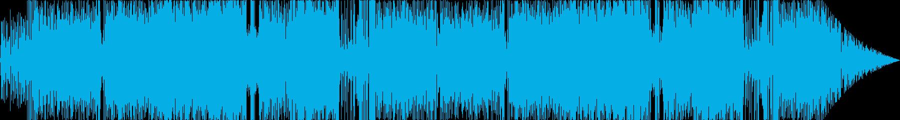 マリオカート系BGM 海と町のサンバの再生済みの波形