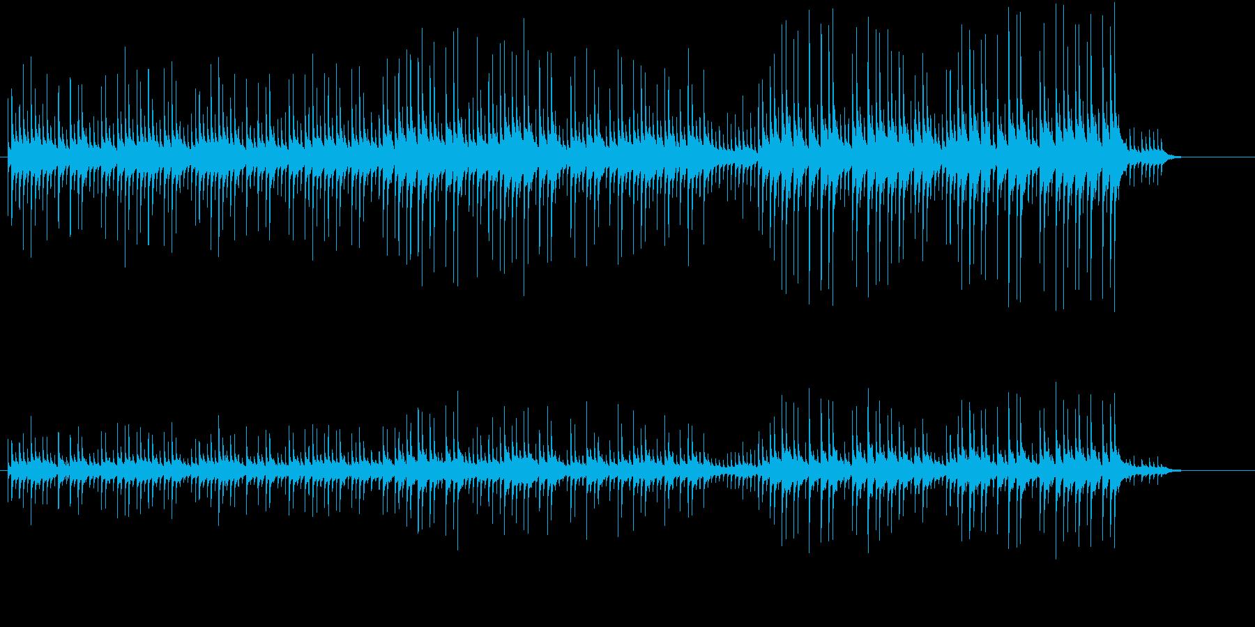 スメタナ「モルダウ」の再生済みの波形
