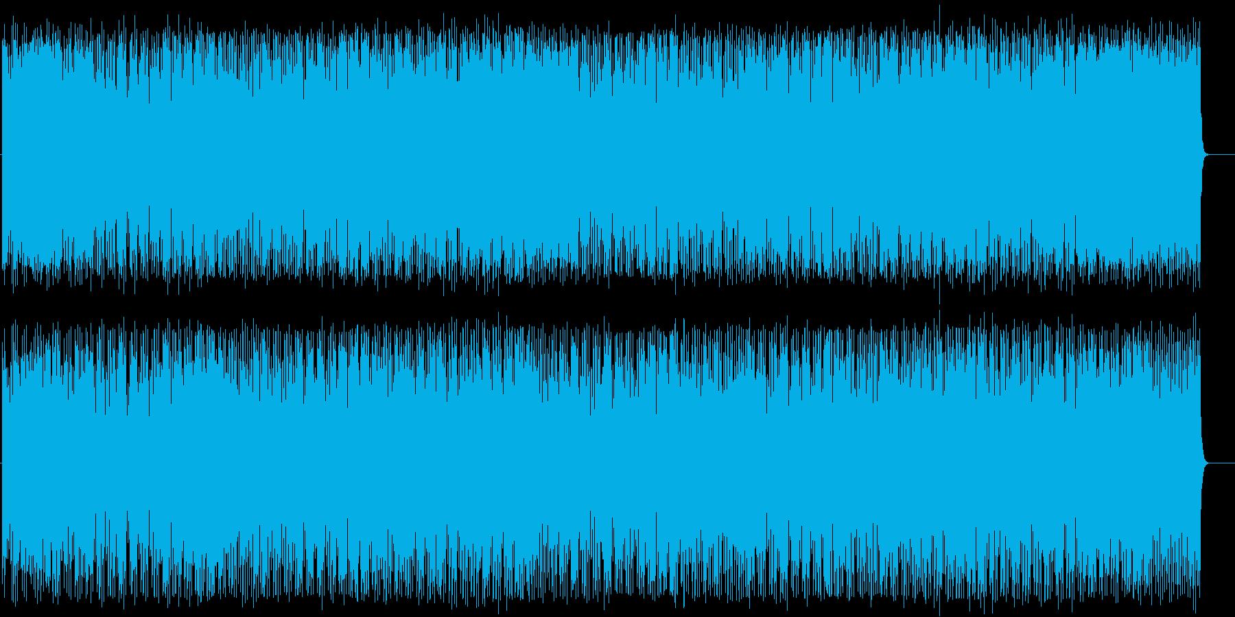 推進力ある元気なポップ(フルサイズ)の再生済みの波形