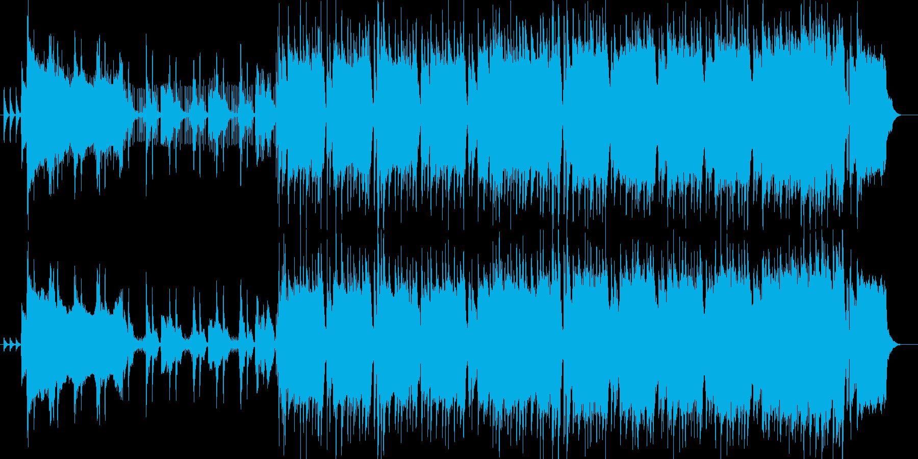 10カウントダウンするロック 格闘年越しの再生済みの波形