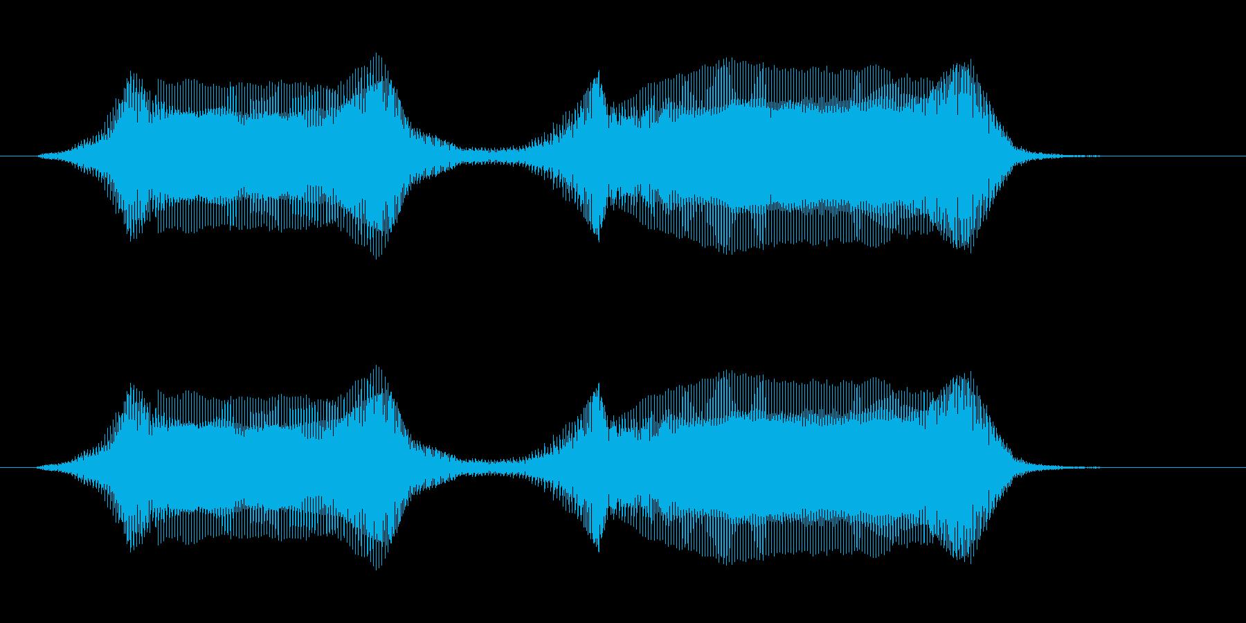 イェイ・イェイ! の再生済みの波形