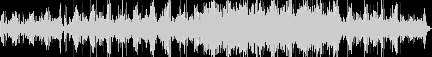切ないピアノのバラード。2分45秒の未再生の波形