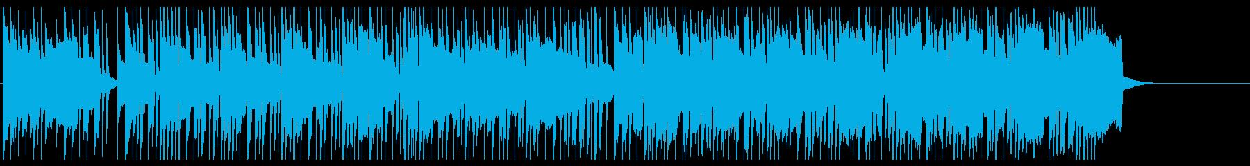 楽しい 情報 CM PR 元気 いきいきの再生済みの波形